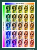 Escalas de temperatura de cor
