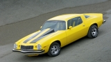 Chevy Camaro Amarelo - Transformers