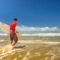 Surfing the caribbean